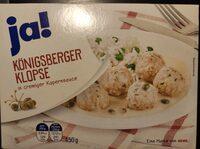 Königsberger Klopse - Produkt - de
