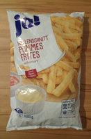 Wellenschnitt Pommes Frites vorfrittiert - Produit - de