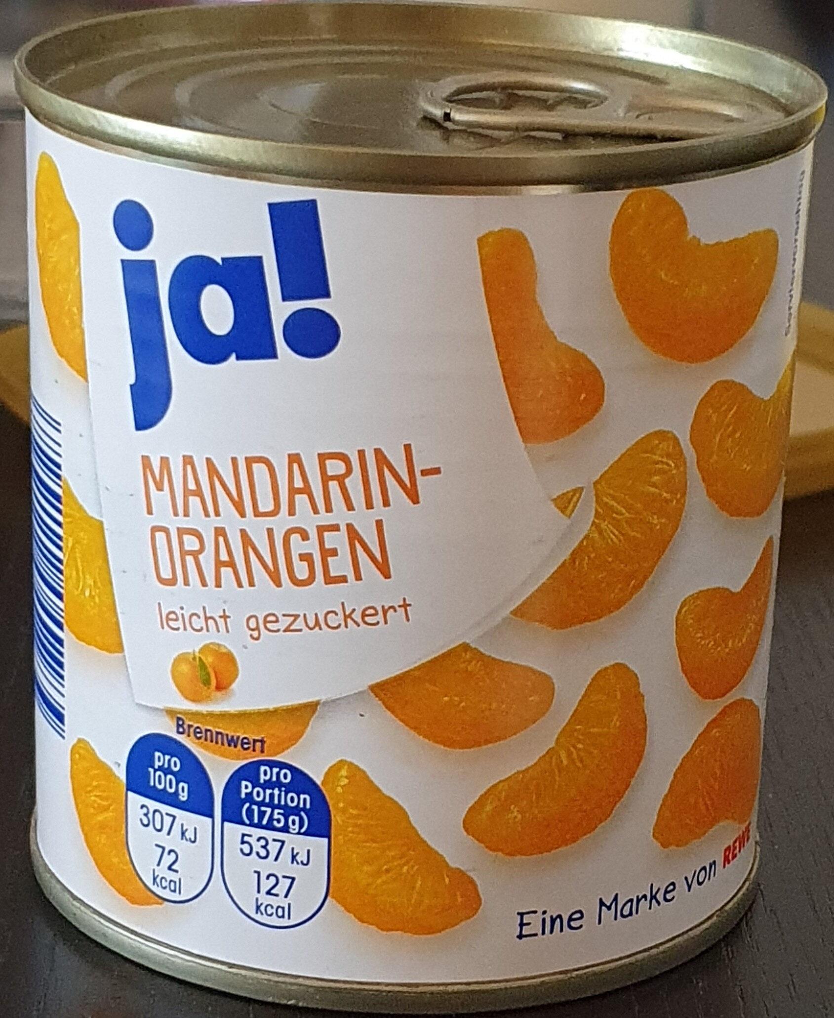 Mandarinen - Produit - de