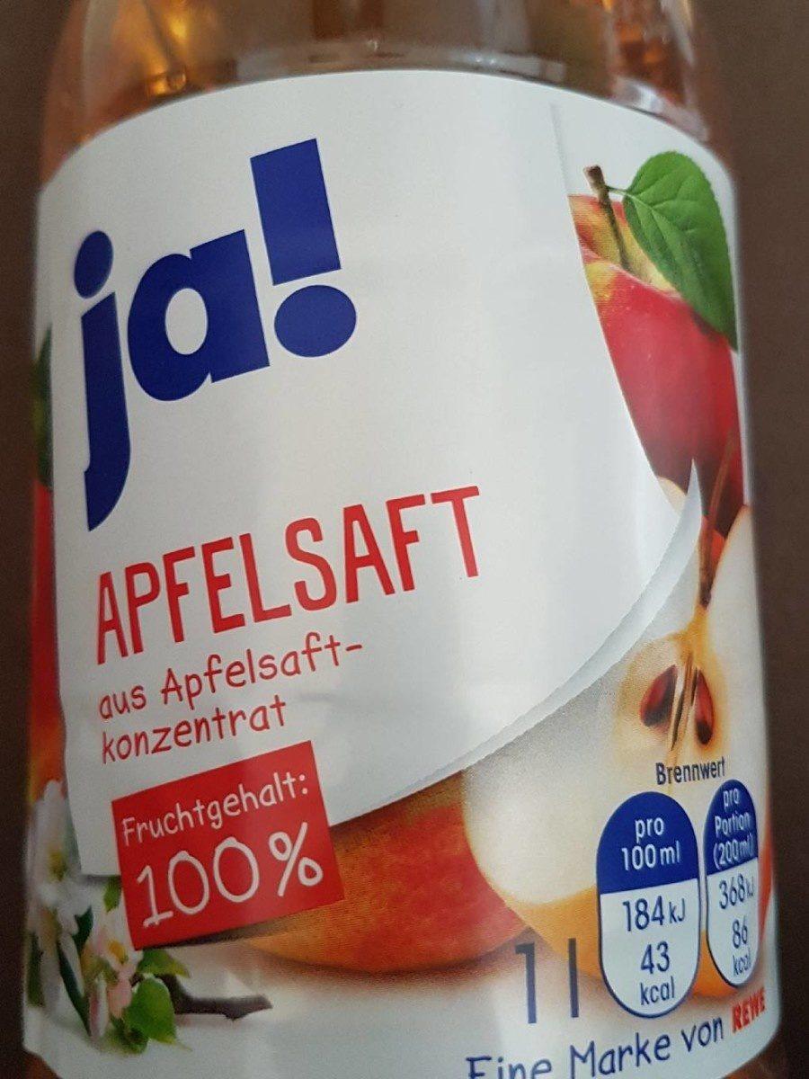Apfelsaft - Prodotto - de