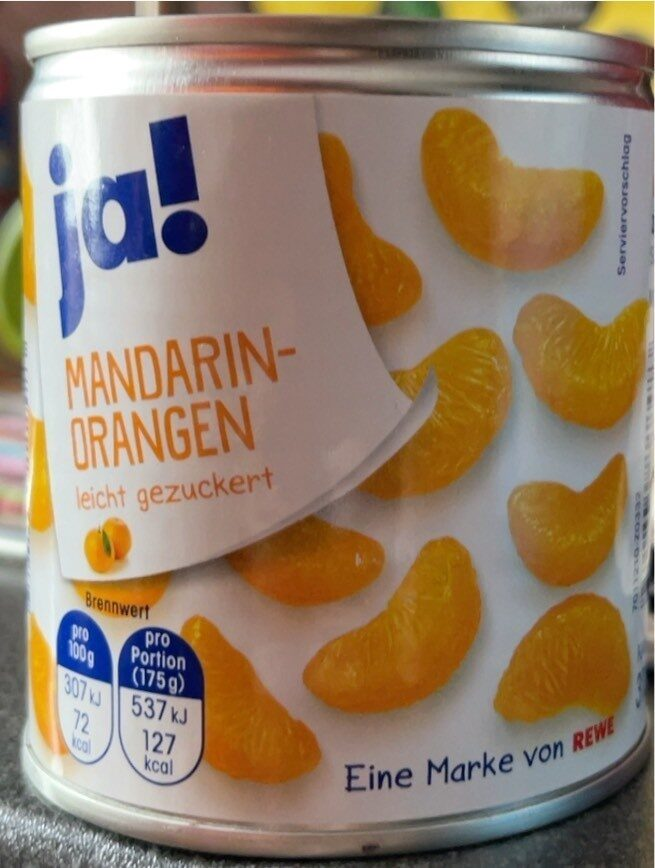 Mandarin-Orangen - Product - de