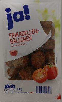 Frikadellen-Bällchen - Produkt - de