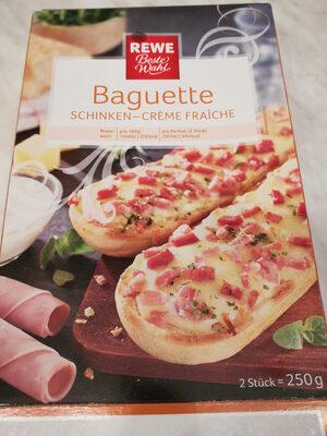 Baguette Schinken-Creme fraiche - Product