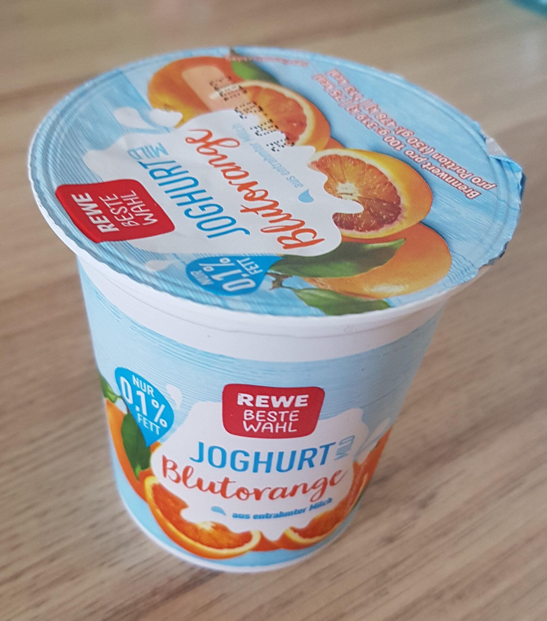 Joghurt mild Blutorange - Product
