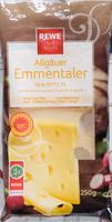 Allgäuer Emmentaler - Produkt