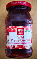 Wild Preiselbeeren - Produkt