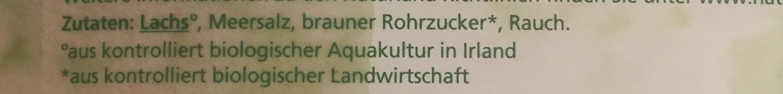 fettgehalt räucherlachs