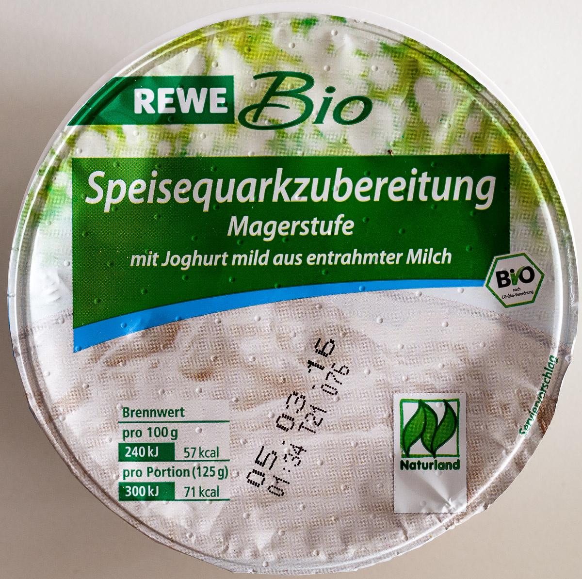 Speisequark zubereitung - Product