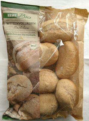 Weizenvollkornbrötchen zum Fertigbacken - Produit - de