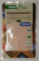 Bio Schinkenwurst - Product