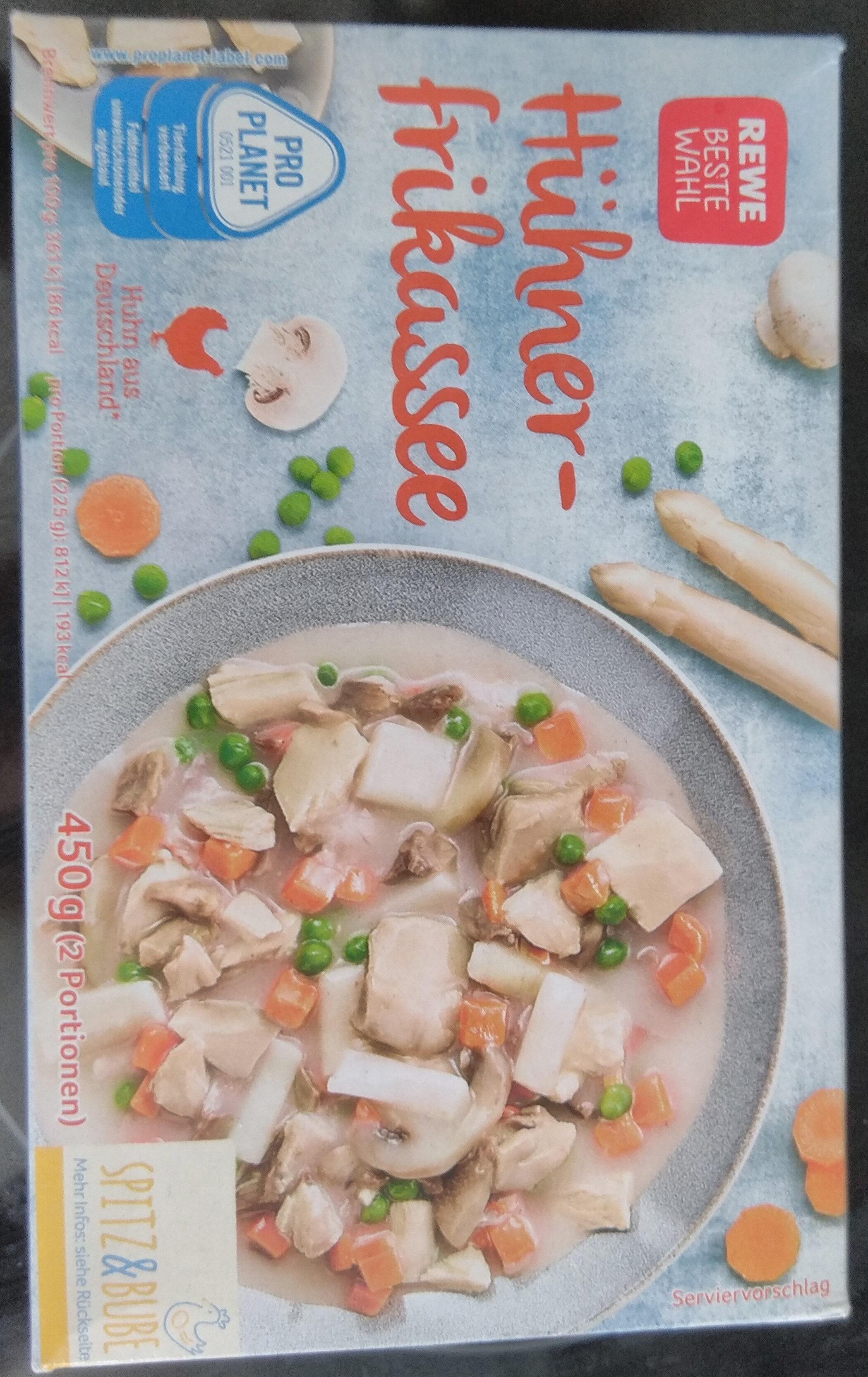 Hühnerfrikassee - Product