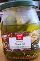 Brotzeit Gurken - Product - de