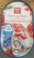 Heringsfilets in Tomatencreme - Produkt - de