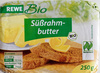 Süßrahmbutter - Product