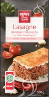 Lasagneplatten REWE - Produkt