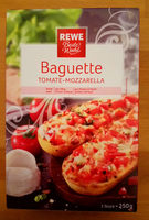 Baguette Tomate-Mozzarella - Product