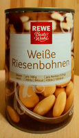 Weiße Riesenbohnen - Produit
