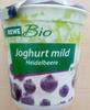 Joghurt Heidelbeere - Product