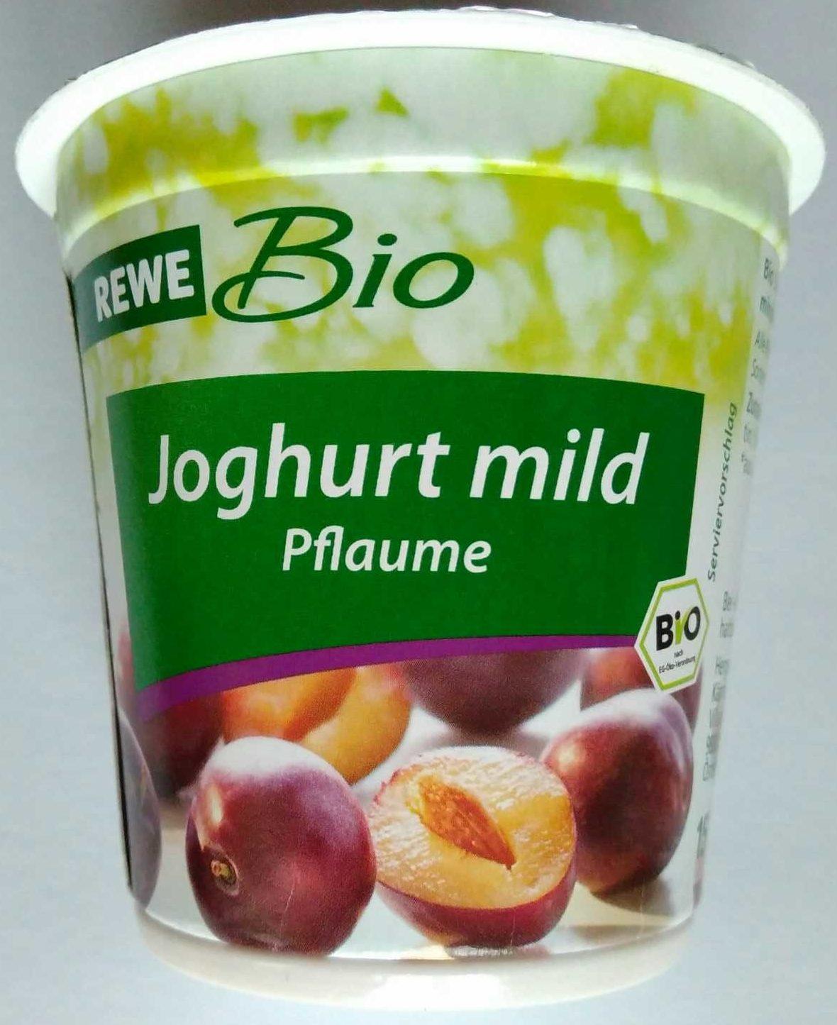 Joghurt mild Pflaume - Product - de