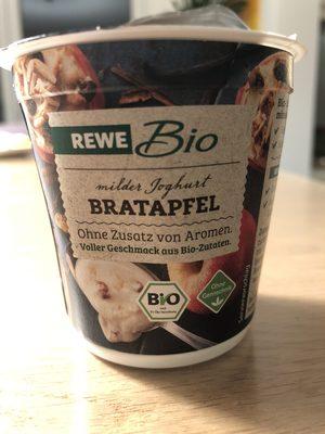Milder Joghurt Bratapfel - Produit