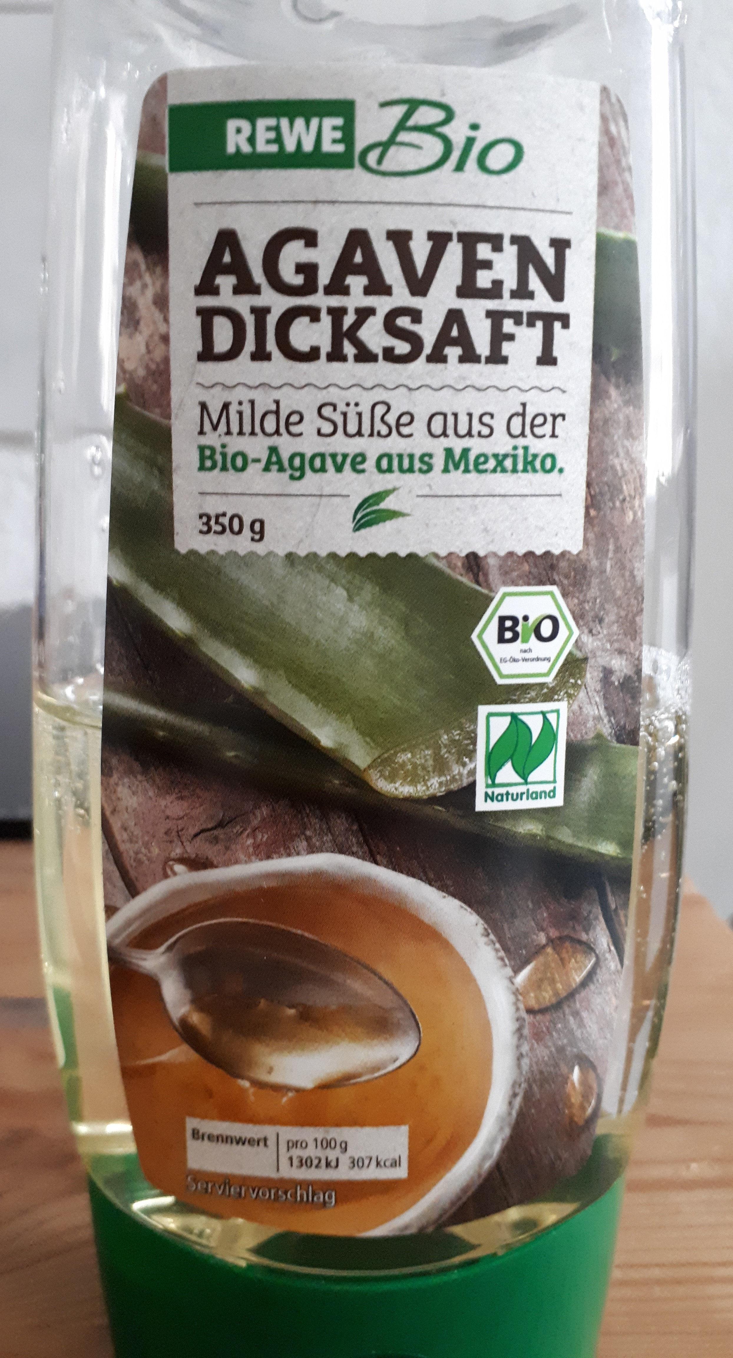 Agaven Dicksaft - Produit