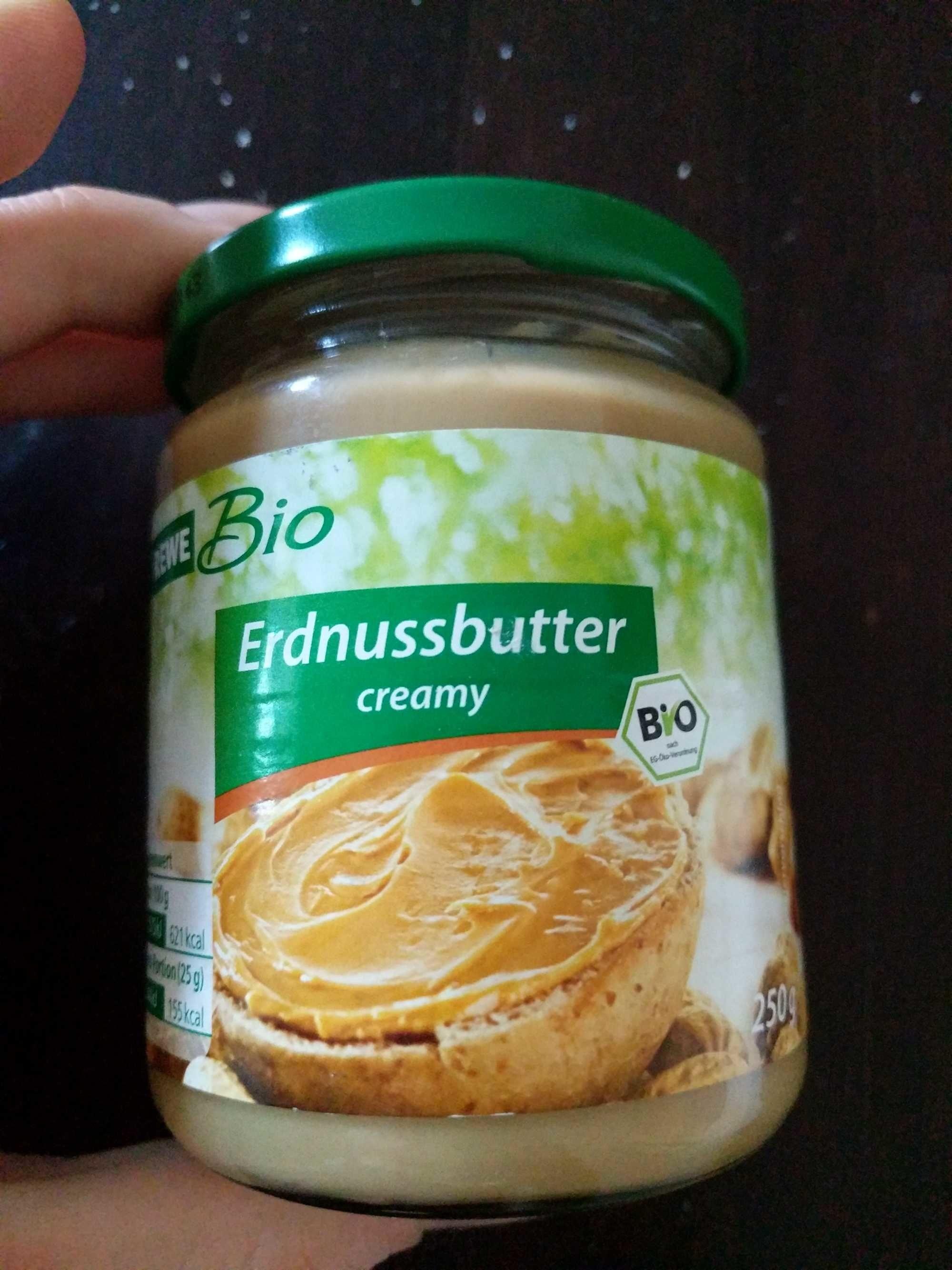 Erdnussbutter creamy - Product - en
