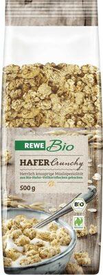 Müsli Hafer Crunchy - Product - de