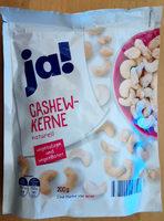 Ja! Cashew-Kerne naturell - Product - de