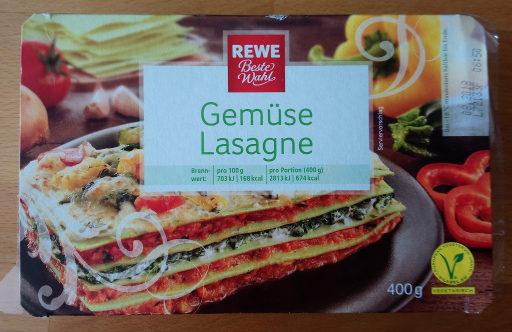 Gemüse Lasagne - Product