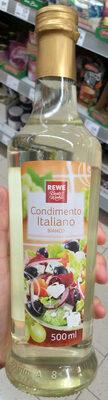 Condimento italiano bianco - Produit - de