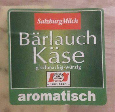 Bärlauchkäse - Product