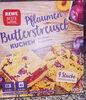 Pflaumen-Butterstreusel Kuchen - Product