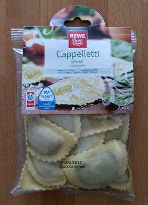 Cappelletti - Product