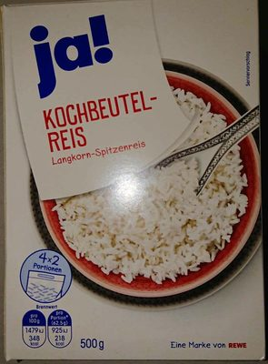 Kochbeutel-Reis - Product