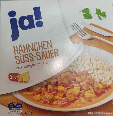 Hähnchen Süß-Sauer - Product - de