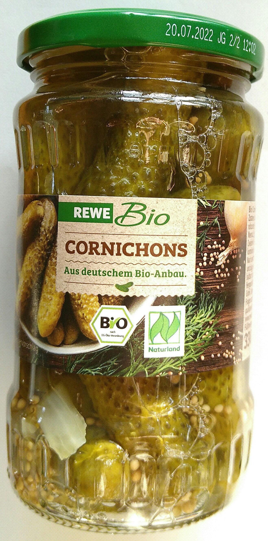 Cornichons - Product - de