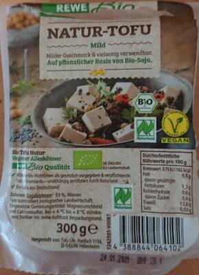 Tofu Natur Mild - Produit - de