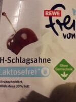 Frei Von H Schlagsahne Laktosefrei, Schlagsahne - Produkt - de