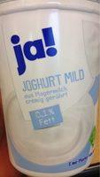 Jogurt Mild - Produit - de
