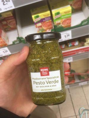 Pesto Verde alla Genovese - Produit - fr