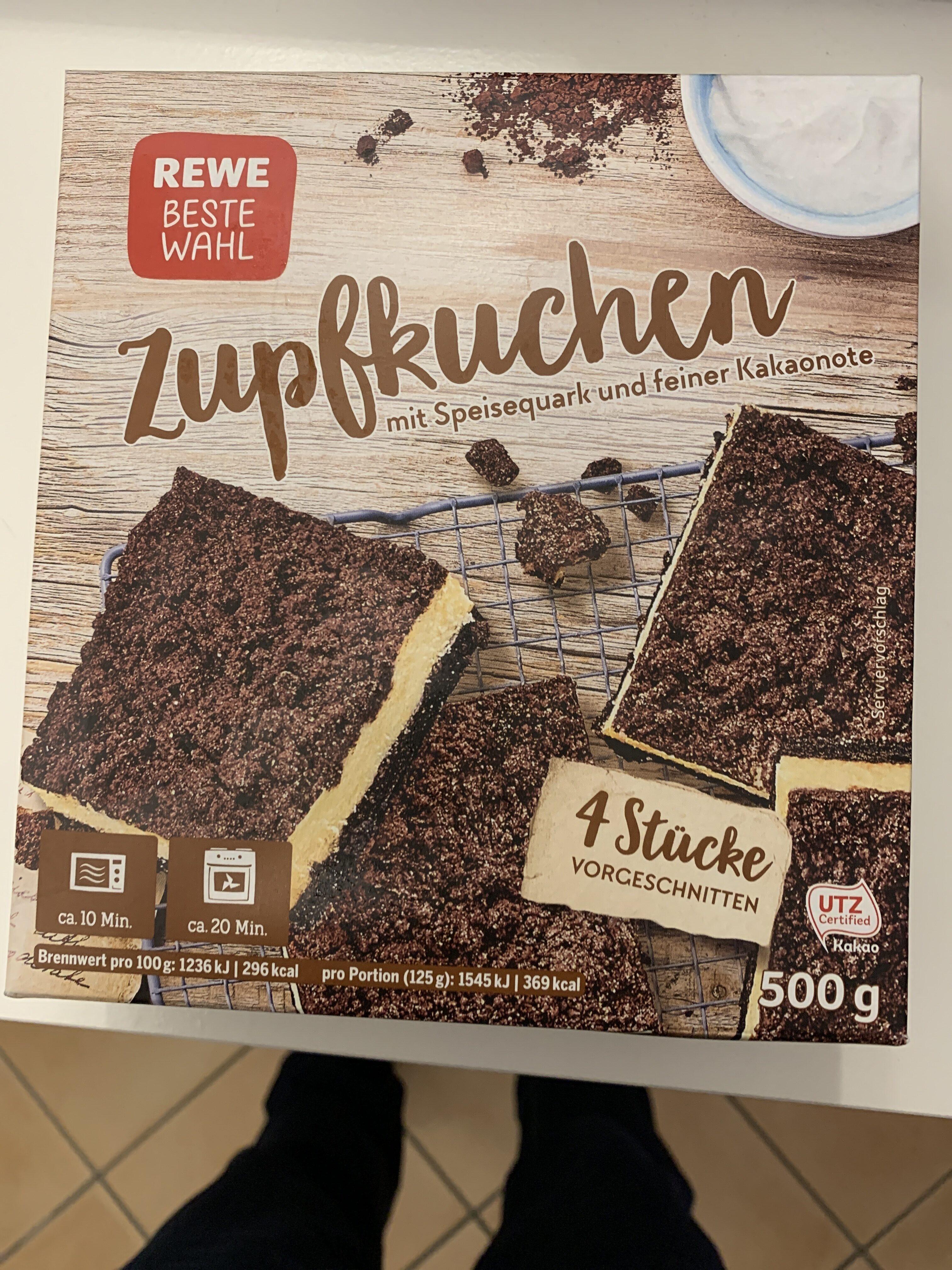 Zupfkuchen - Product - de