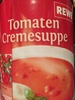 Tomaten Cremesuppe - Product