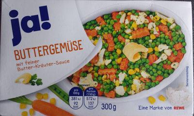 Buttergemüse - Produit - de