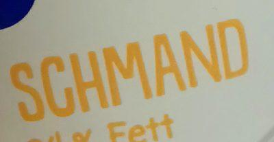 Ja! Schmand - Ingredients - de