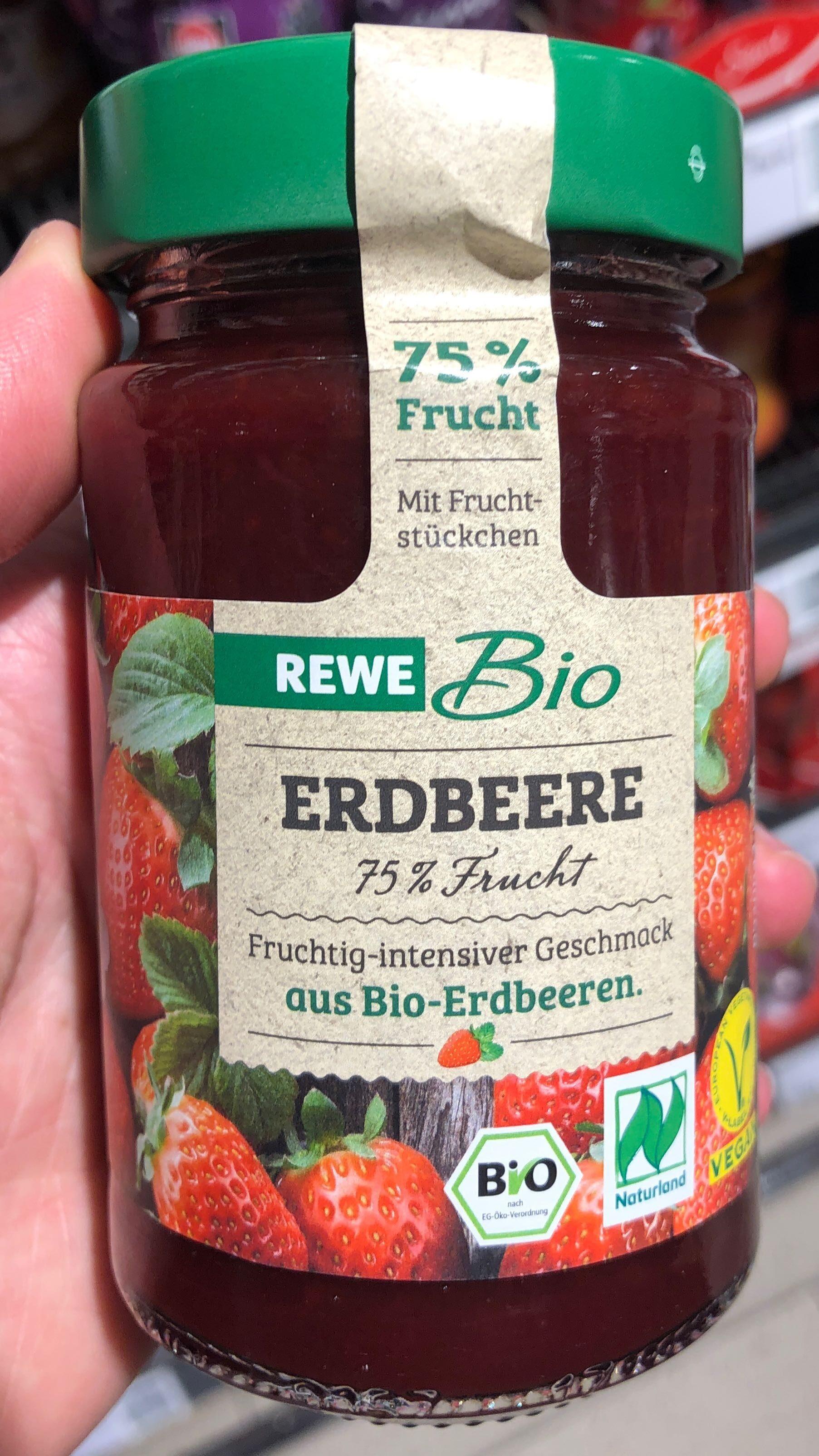 Erdbeere 75% Frucht - Product - de