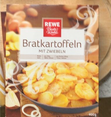 Bratkartoffeln mit Zwiebel - Product - en