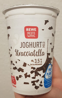 Joghurt Stracciatella - Product