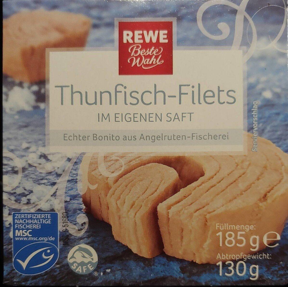 Thunfisch-Filets - Produkt - de
