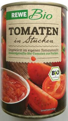 Tomaten in Stücken - Produit - de