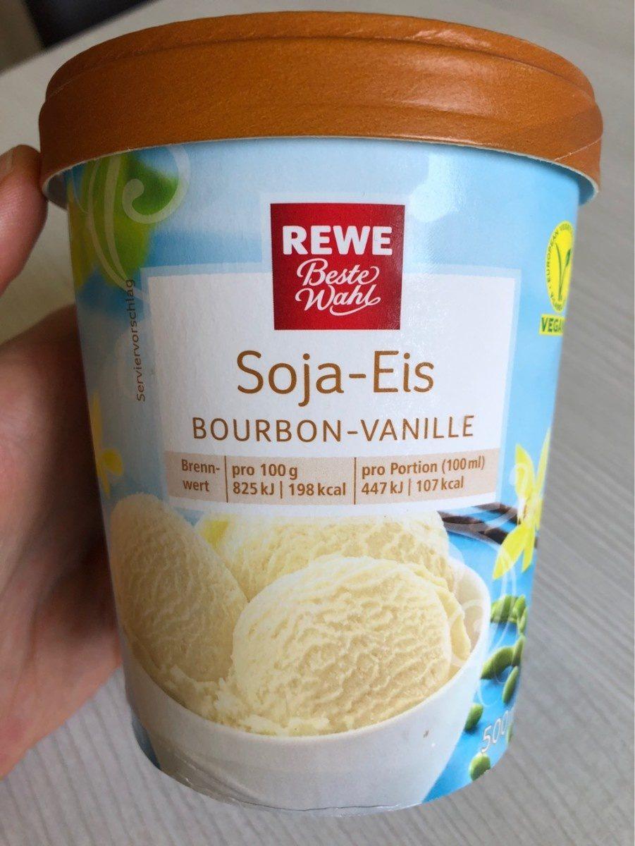 Rewe soja-Eis - Produit